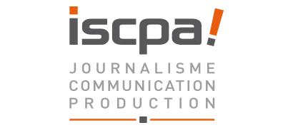 ISCPA Ecole communication, Ecole journalisme, Ecole production